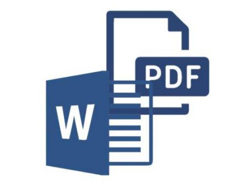 چگونه یک فایل PDF فارسی را بدون بهم ریختگی در word کپی کنیم؟